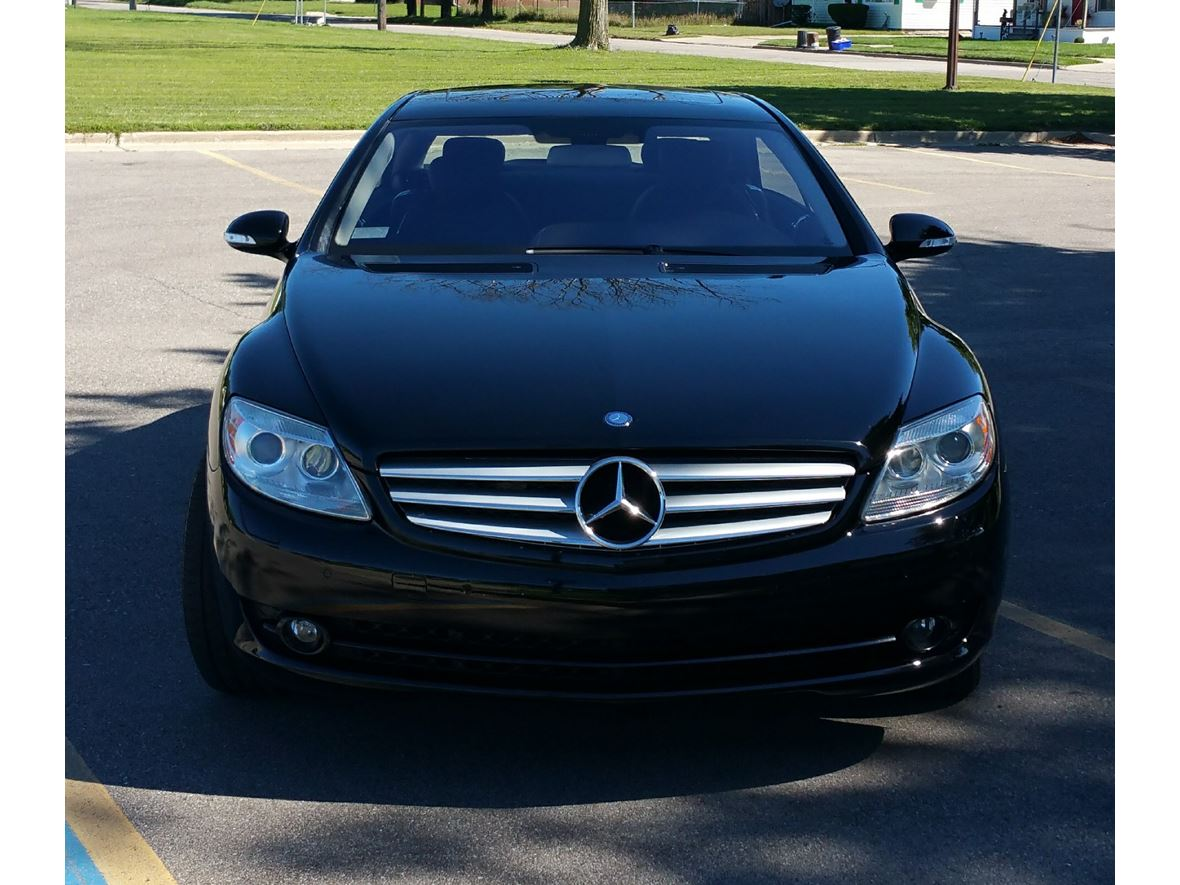 2009 Mercedes-Benz CL550 4 Matic for sale by owner in Saginaw