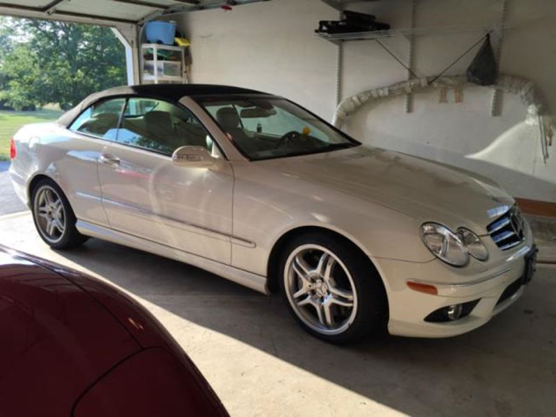 2008 Mercedes-Benz Clk-class for sale by owner in Coplay