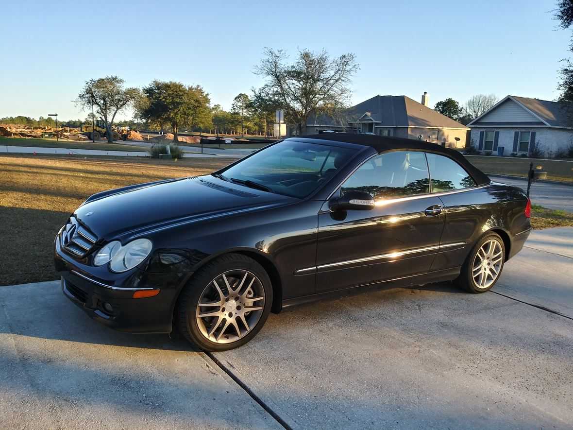 2008 Mercedes-Benz CLK-Class for sale by owner in Foley