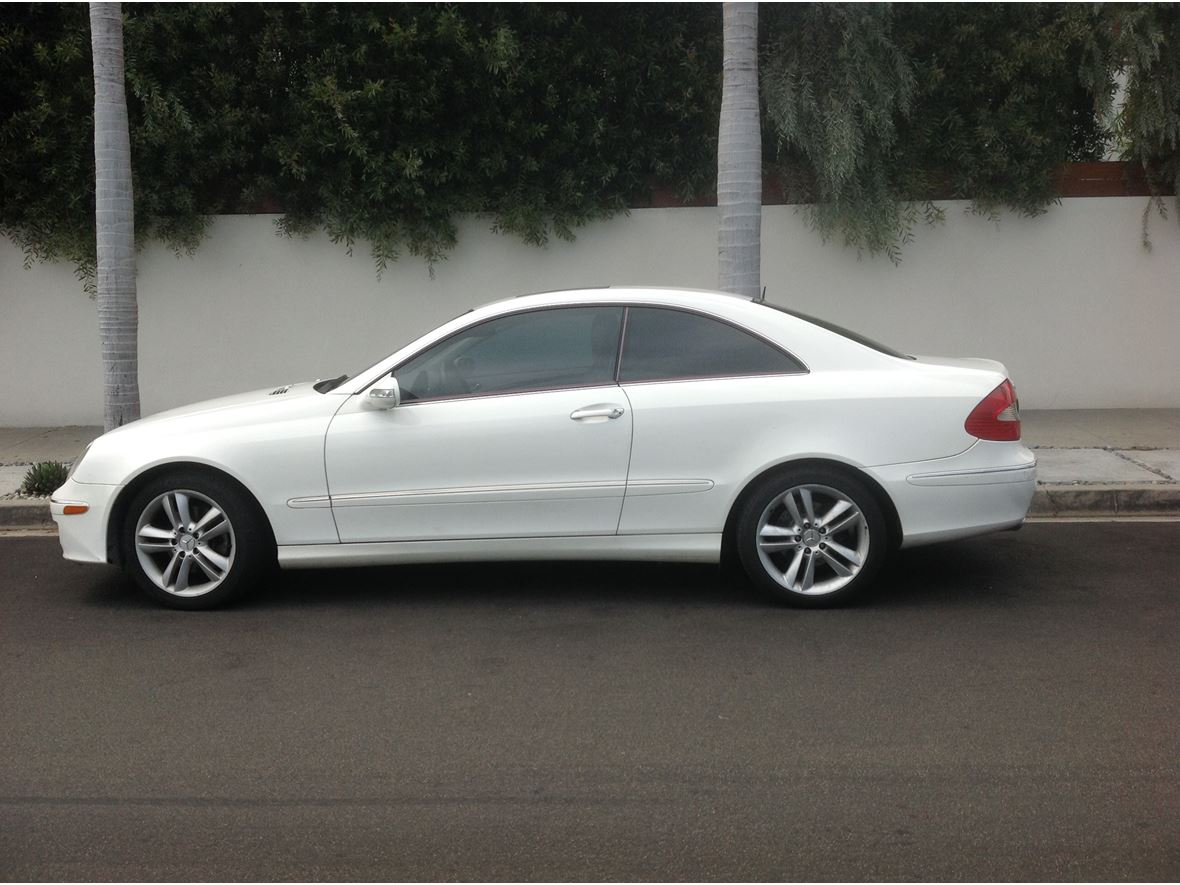 2006 Mercedes-Benz CLK350 for sale by owner in Los Angeles