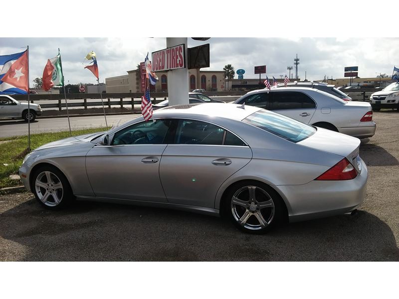 2007 mercedes benz cls class sale by owner in houston tx 77299. Black Bedroom Furniture Sets. Home Design Ideas