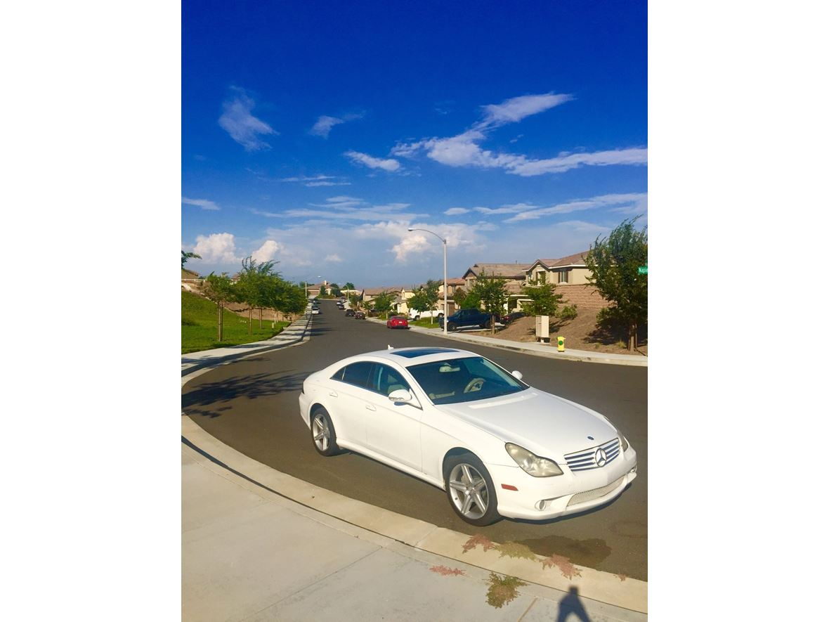 2008 Mercedes-Benz CLS-Class for sale by owner in Corona