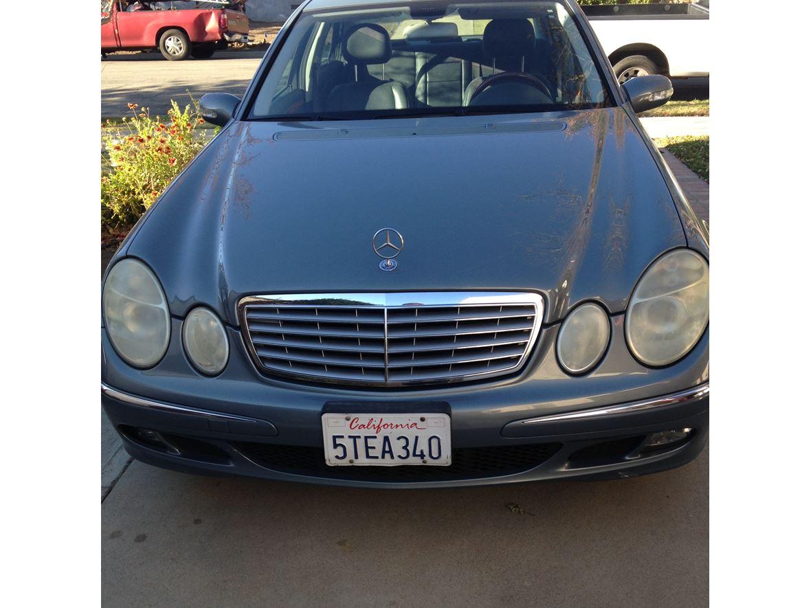 2006 Mercedes-Benz E-350 - Private Car Sale in Long Beach ...