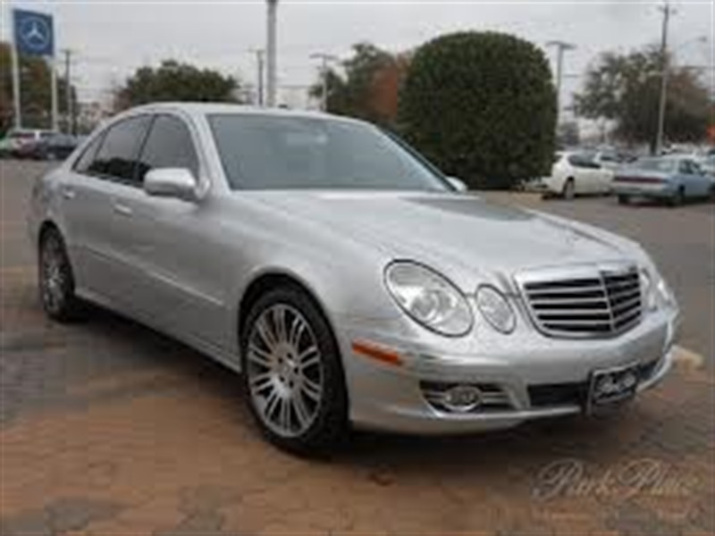 2007 Mercedes-Benz E 550 for Sale by Owner in Glendale, CA ...
