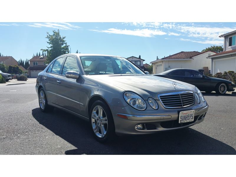 2006 Mercedes-Benz E-Class Sale by Owner in Eden Prairie ...