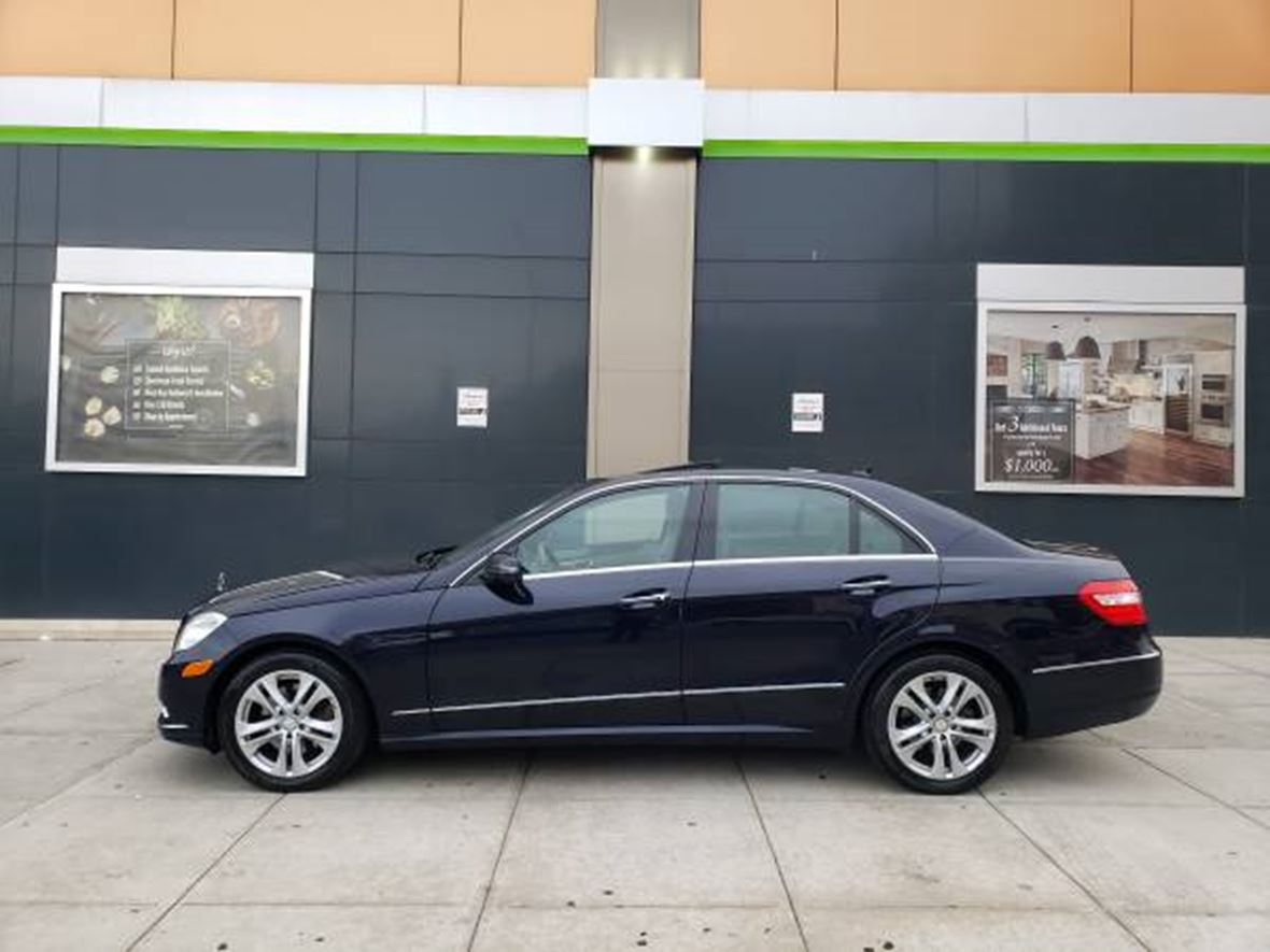 2010 Mercedes-Benz E-Class for Sale by Owner in Jamaica ...
