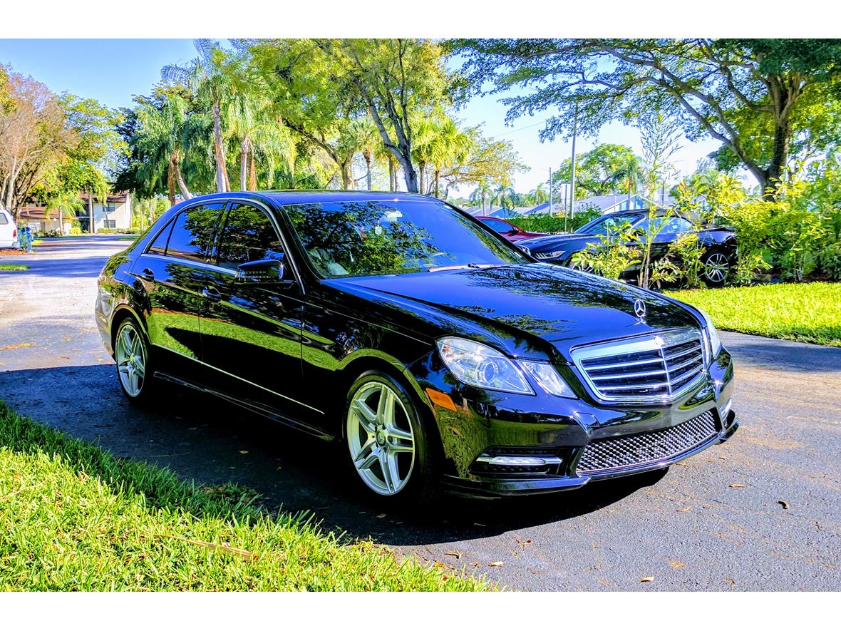 2012 Mercedes-Benz E-Class Sale by Owner in Boca Raton, FL ...