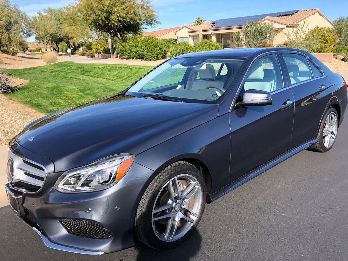 2014 Mercedes-Benz E-Class - Private Car Sale in Surprise ...