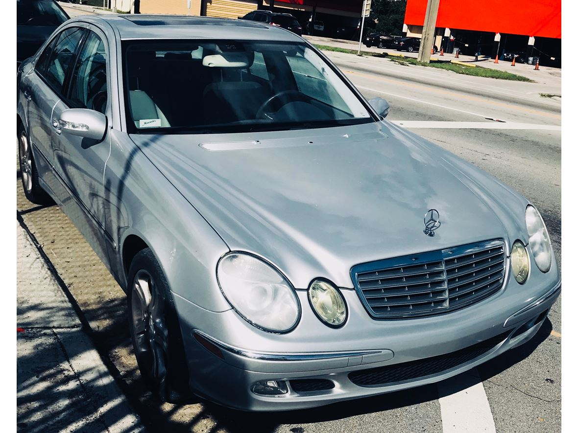 2006 Mercedes-Benz E350 Sale by Owner in Miami Beach, FL 33141