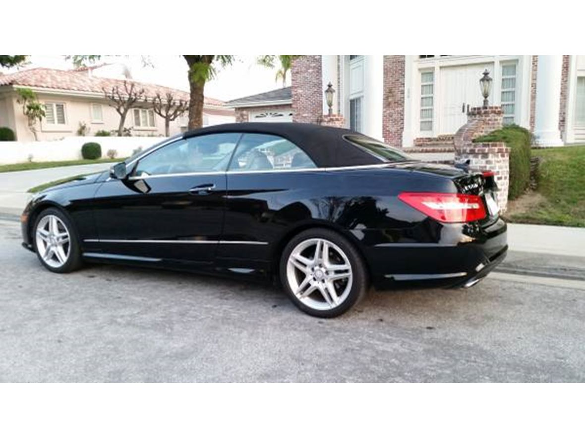 2011 Mercedes-Benz E550 for sale by owner in Monrovia