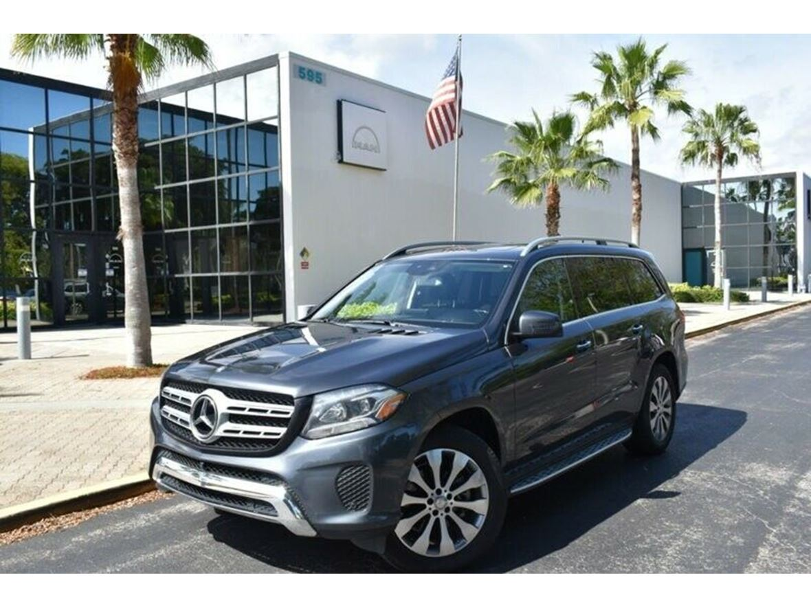 2017 Mercedes-Benz GL450 - Private Car Sale in Lamont, FL ...