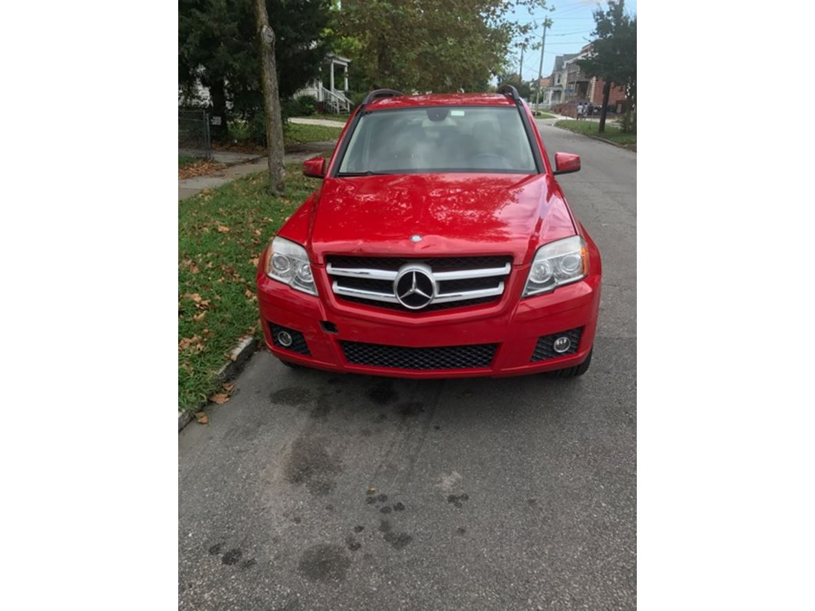 2010 Mercedes-Benz GLK-Class for sale by owner in Norfolk