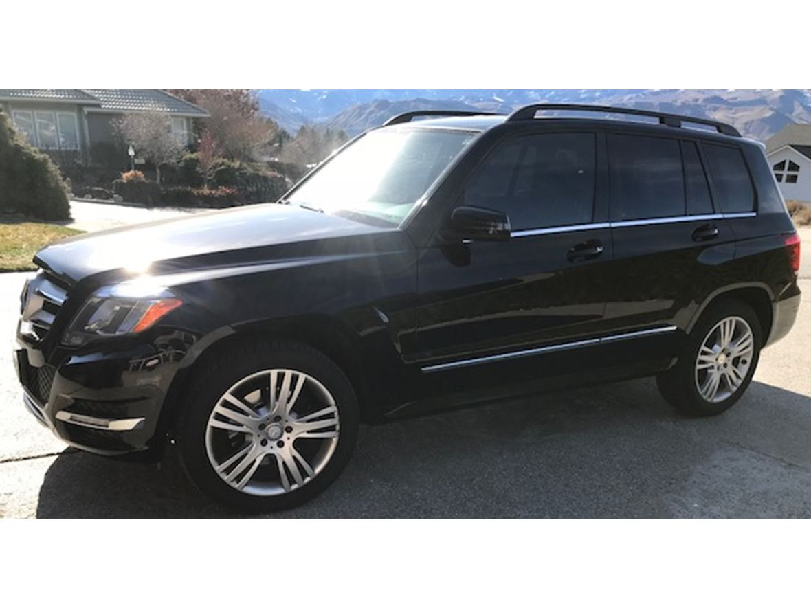 2013 Mercedes-Benz GLK-Class for sale by owner in East Wenatchee