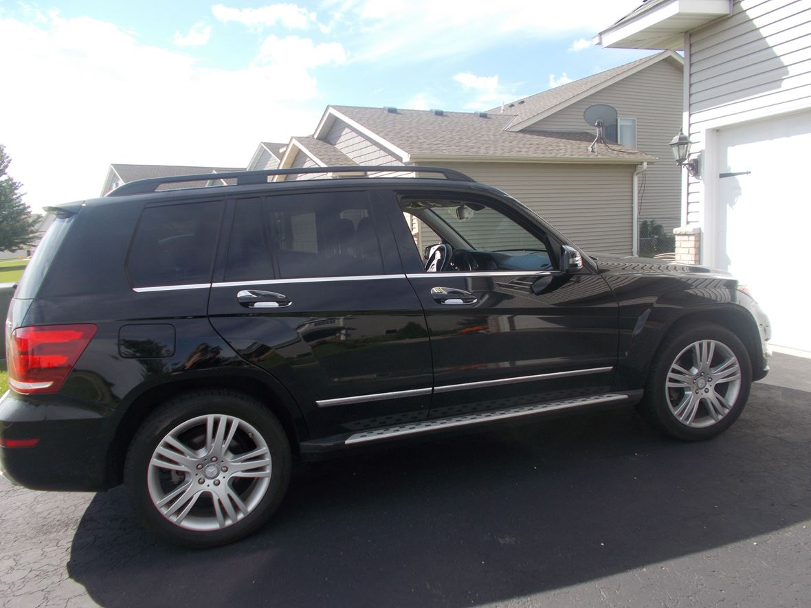 2014 Mercedes-Benz GLK-Class for sale by owner in Big Lake