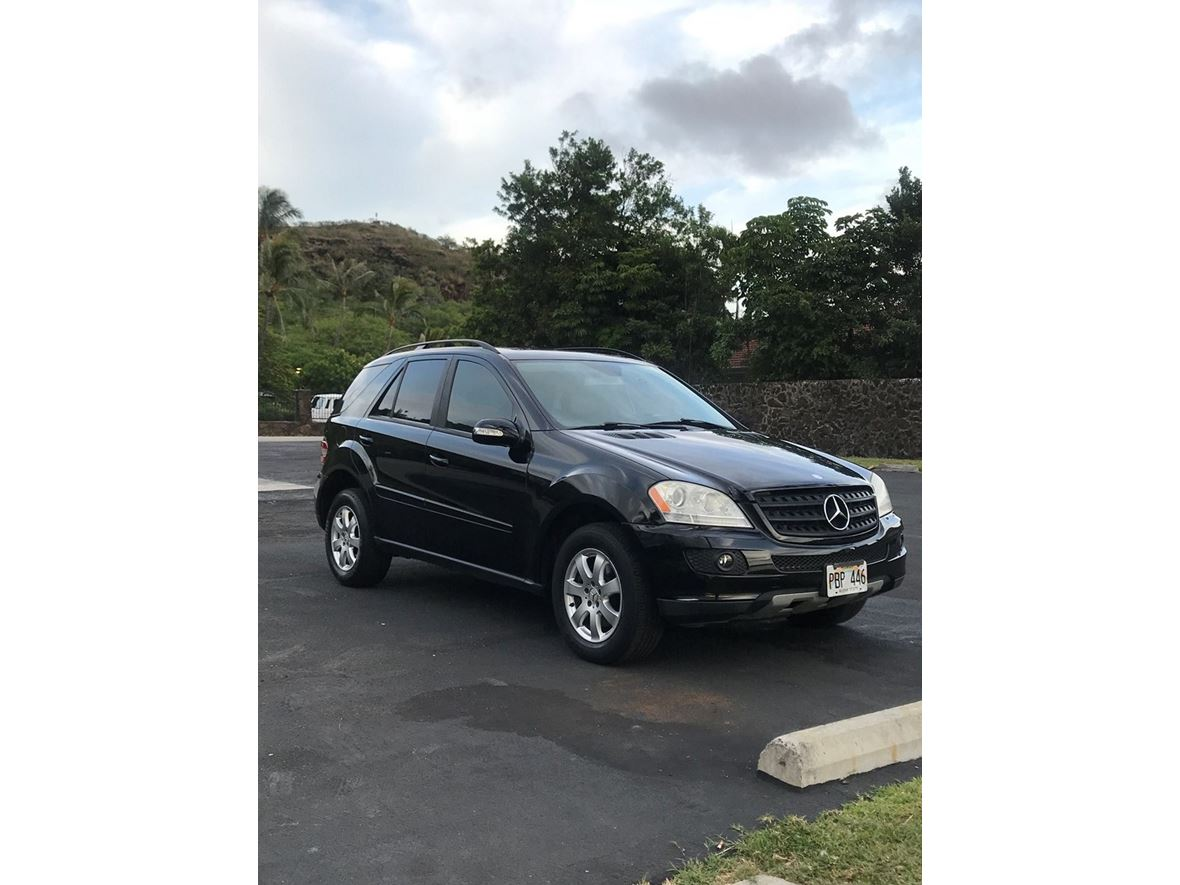 2006 Mercedes-Benz M-Class for sale by owner in Honolulu