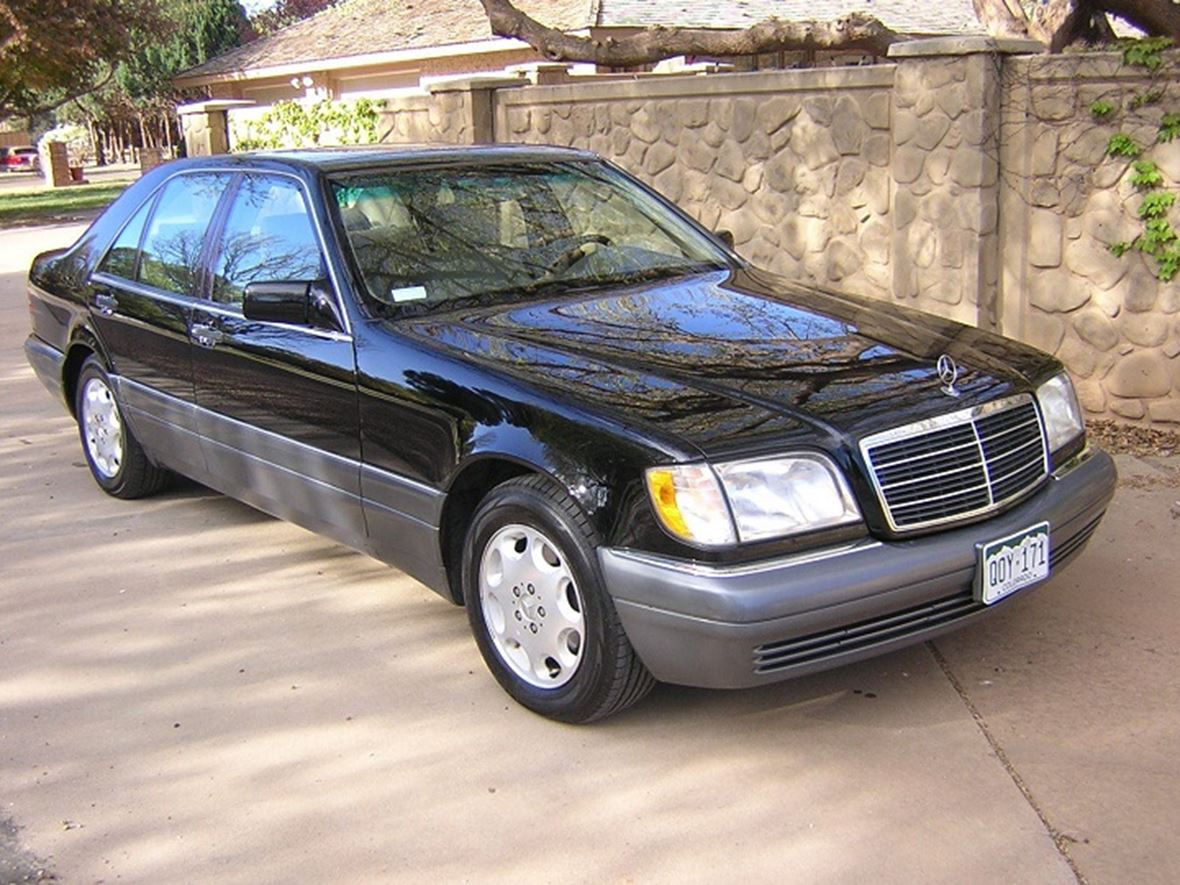 1995 Mercedes-Benz S-Class for sale by owner in Denver