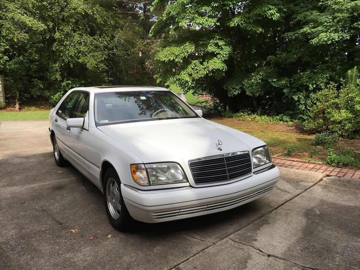 1998 mercedes benz s class for sale by owner in atlanta for Used mercedes benz in atlanta ga