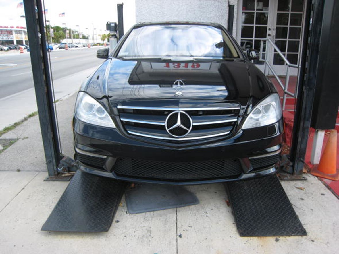 2007 mercedes benz s class by owner in pembroke pines fl for Mercedes benz of pembroke pines