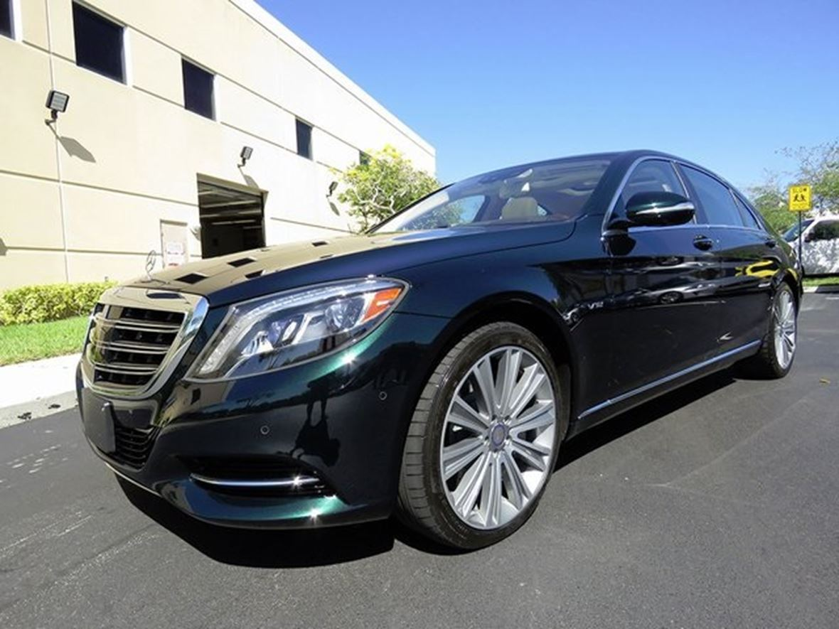 2015 Mercedes-Benz S-Class for Sale by Private Owner in ...