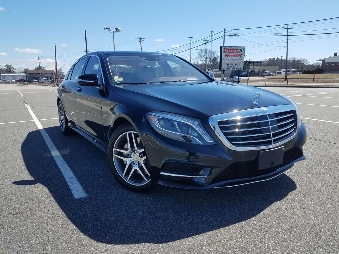 2015 Mercedes-Benz S-Class for sale by owner in Seekonk