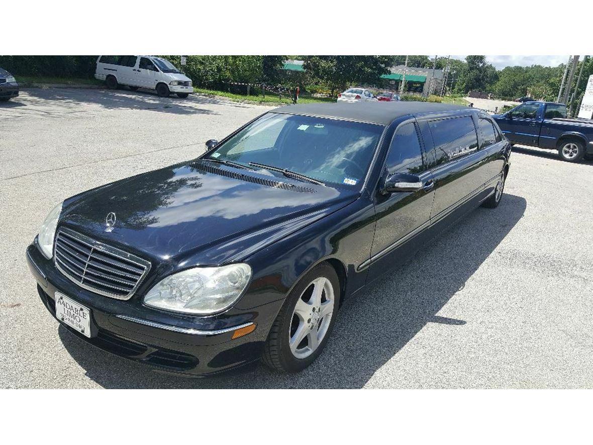 2004 Mercedes-Benz S500 Sale by Owner in San Antonio, TX 78299