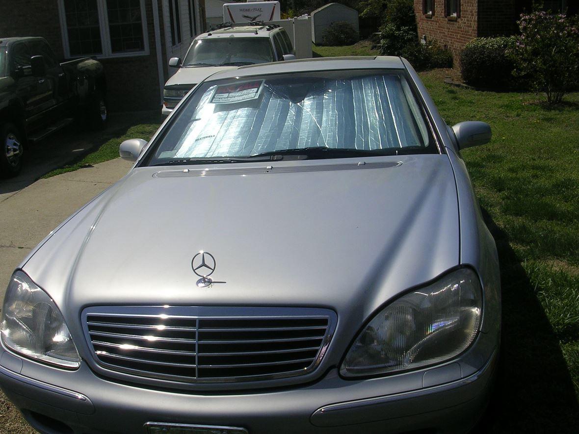 2000 Mercedes Benz S500 For Sale By Owner In Garner