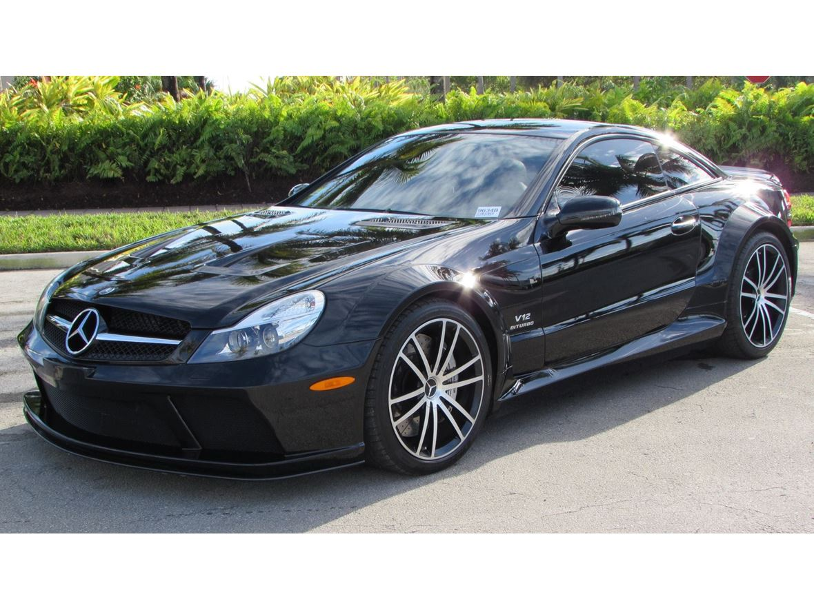 2014 Mercedes Benz Sl65 Amg Twin Turbo Hardtop Convertible By Owner New York Ny 10004