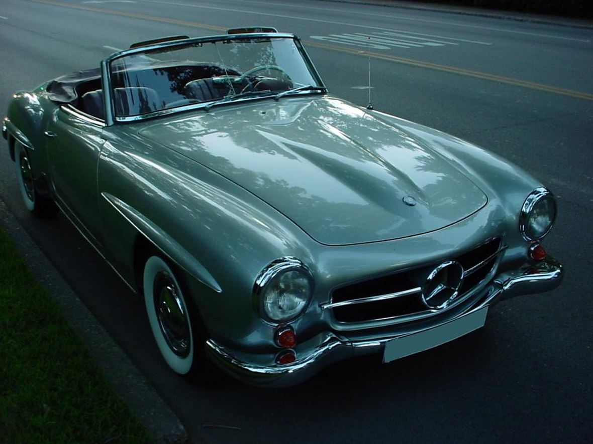 1962 Mercedes-Benz SL-Class for sale by owner in New York