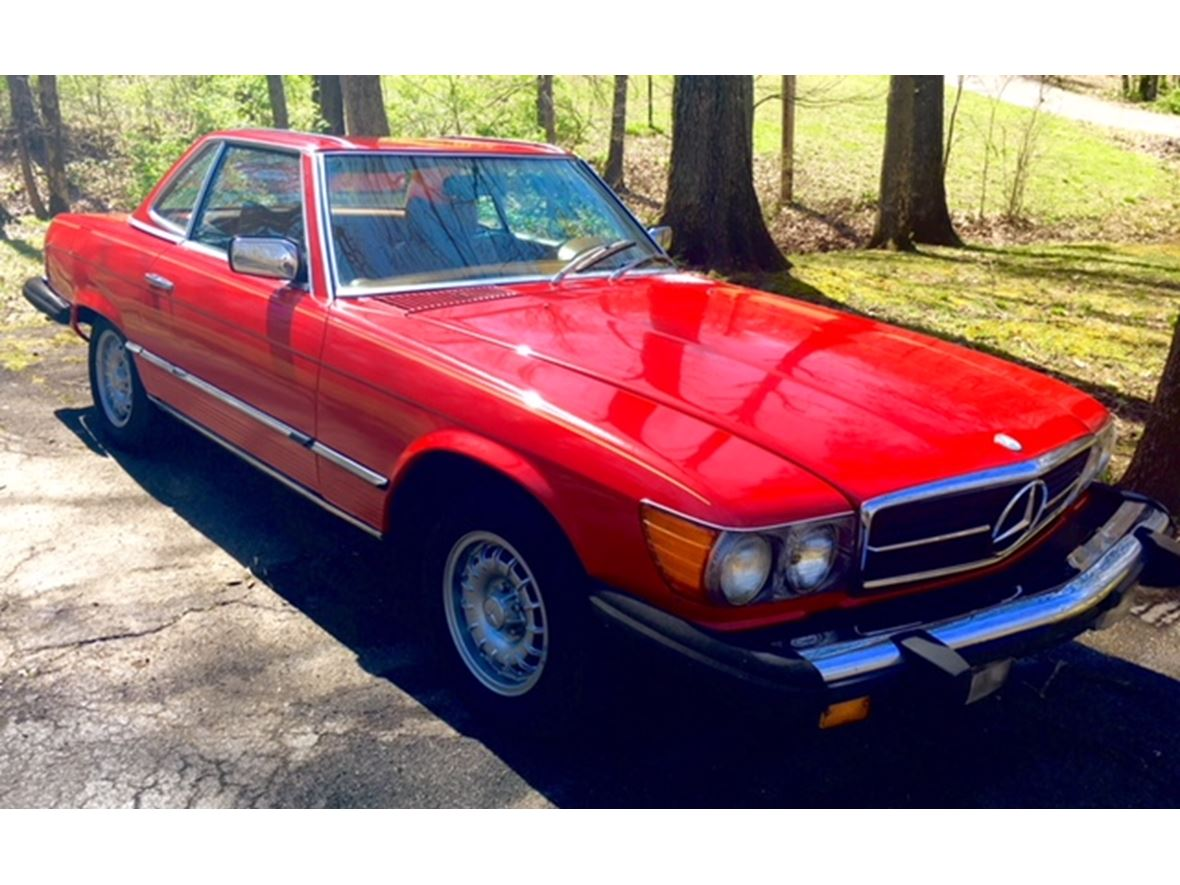 1977 Mercedes-Benz SL-Class for sale by owner in Hendersonville