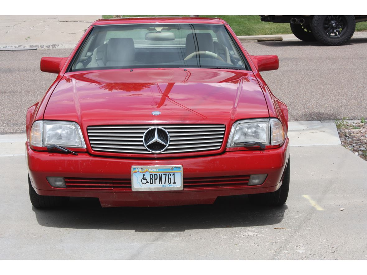 1995 Mercedes-Benz SL-Class for sale by owner in Great Falls