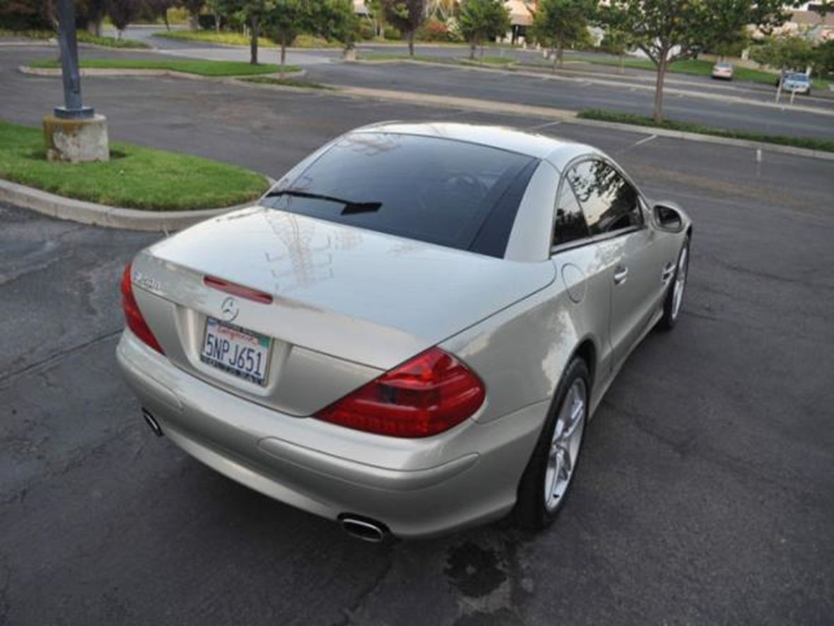 2003 Mercedes-Benz SL-Class for sale by owner in Bakersfield