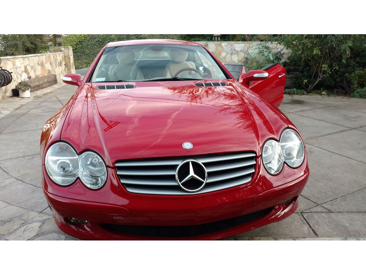 2004 Mercedes-Benz SL-Class for sale by owner in Rancho Palos Verdes