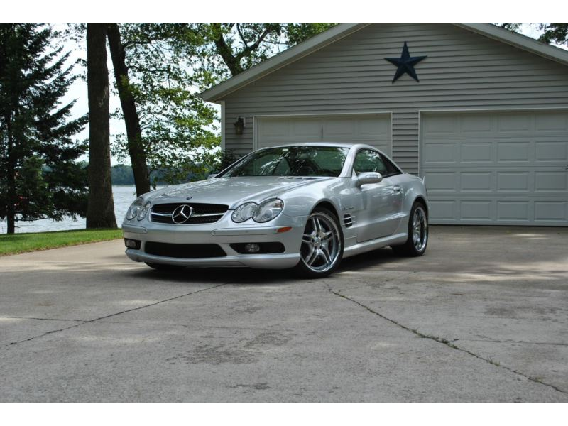 2006 Mercedes-Benz SL-Class for sale by owner in GRIFFITH