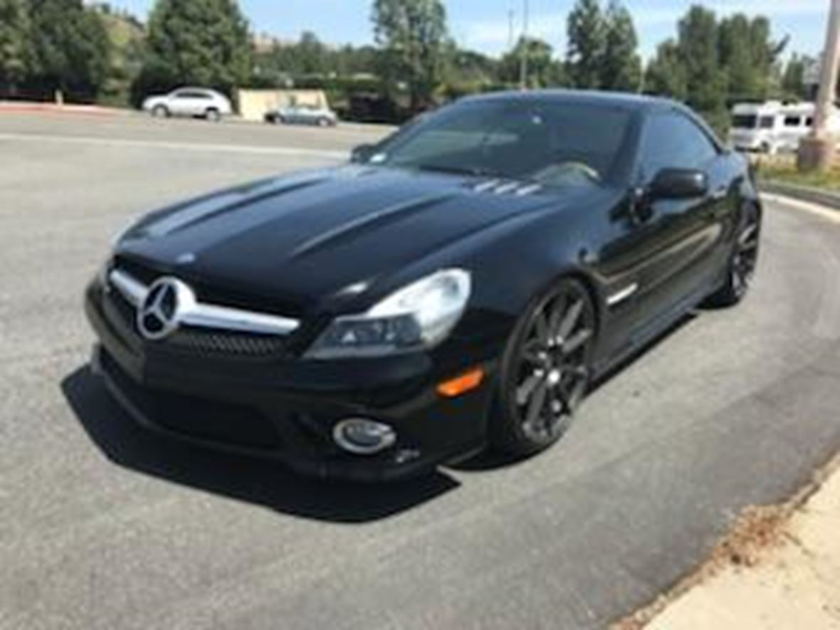 2009 Mercedes-Benz SL-Class for sale by owner in North Hills