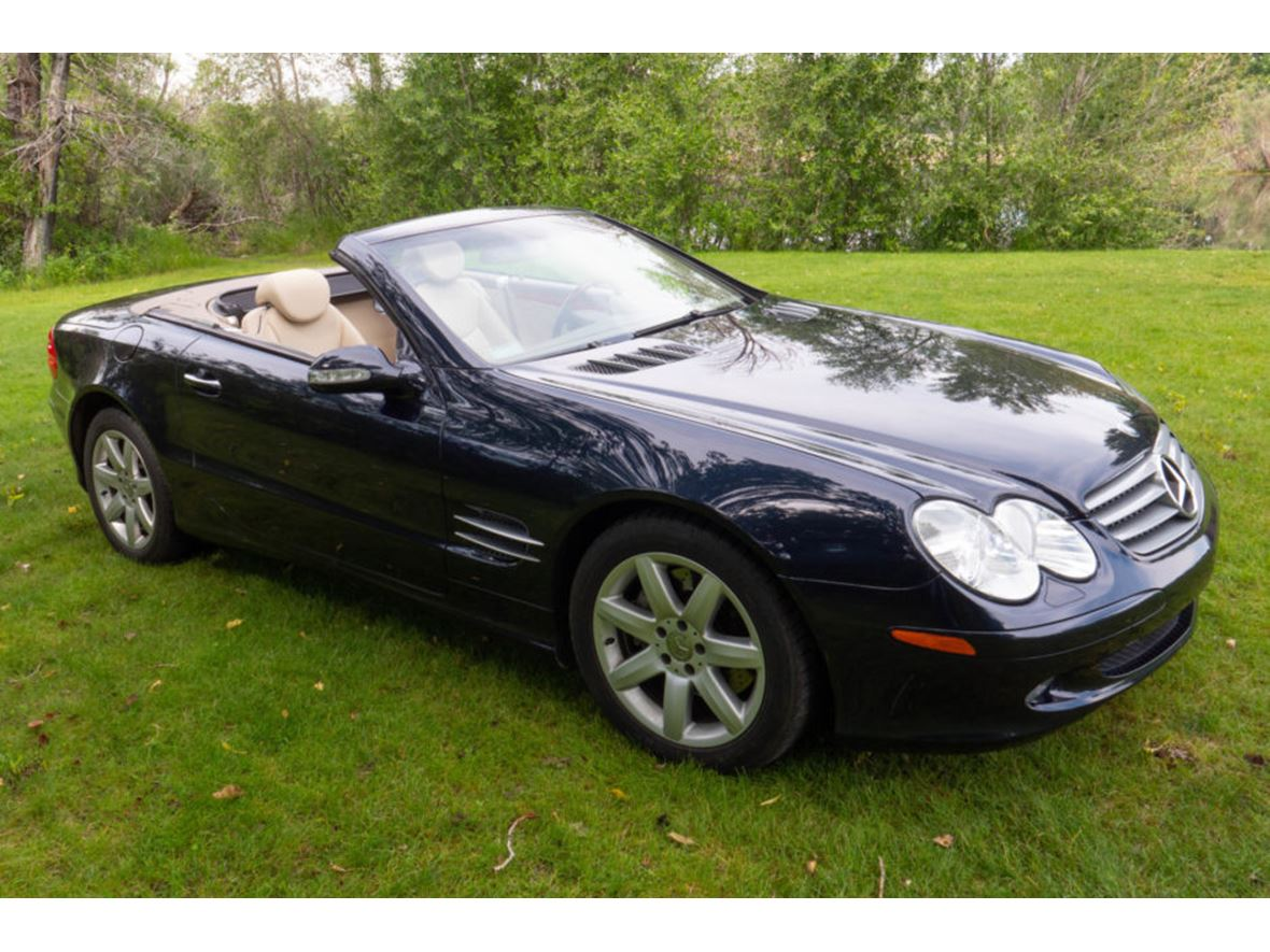 2003 Mercedes-Benz SL500 Sale by Owner in Tallahassee, FL ...