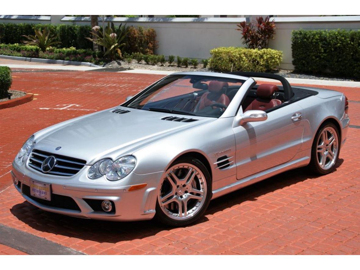 2007 Mercedes-Benz SL55 AMG Sale by Owner in Hartford, CT ...