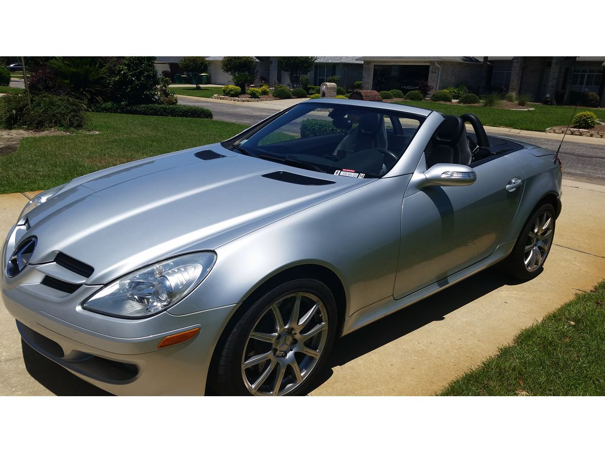 2006 Mercedes-Benz SLK-Class for sale by owner in Navarre
