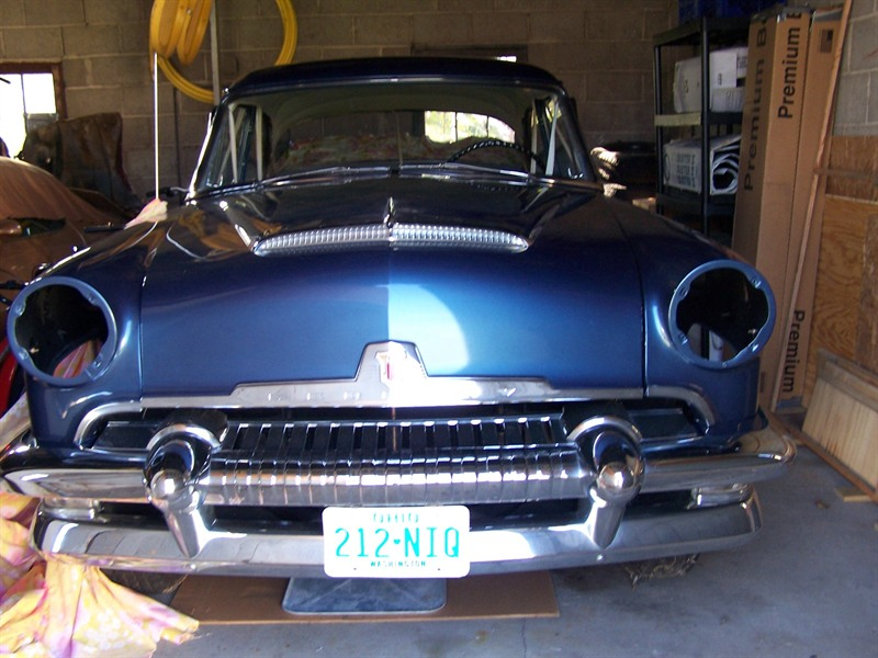 New Deal Used Cars >> 1954 Mercury sedan - Antique Car - Marietta, OH 45750
