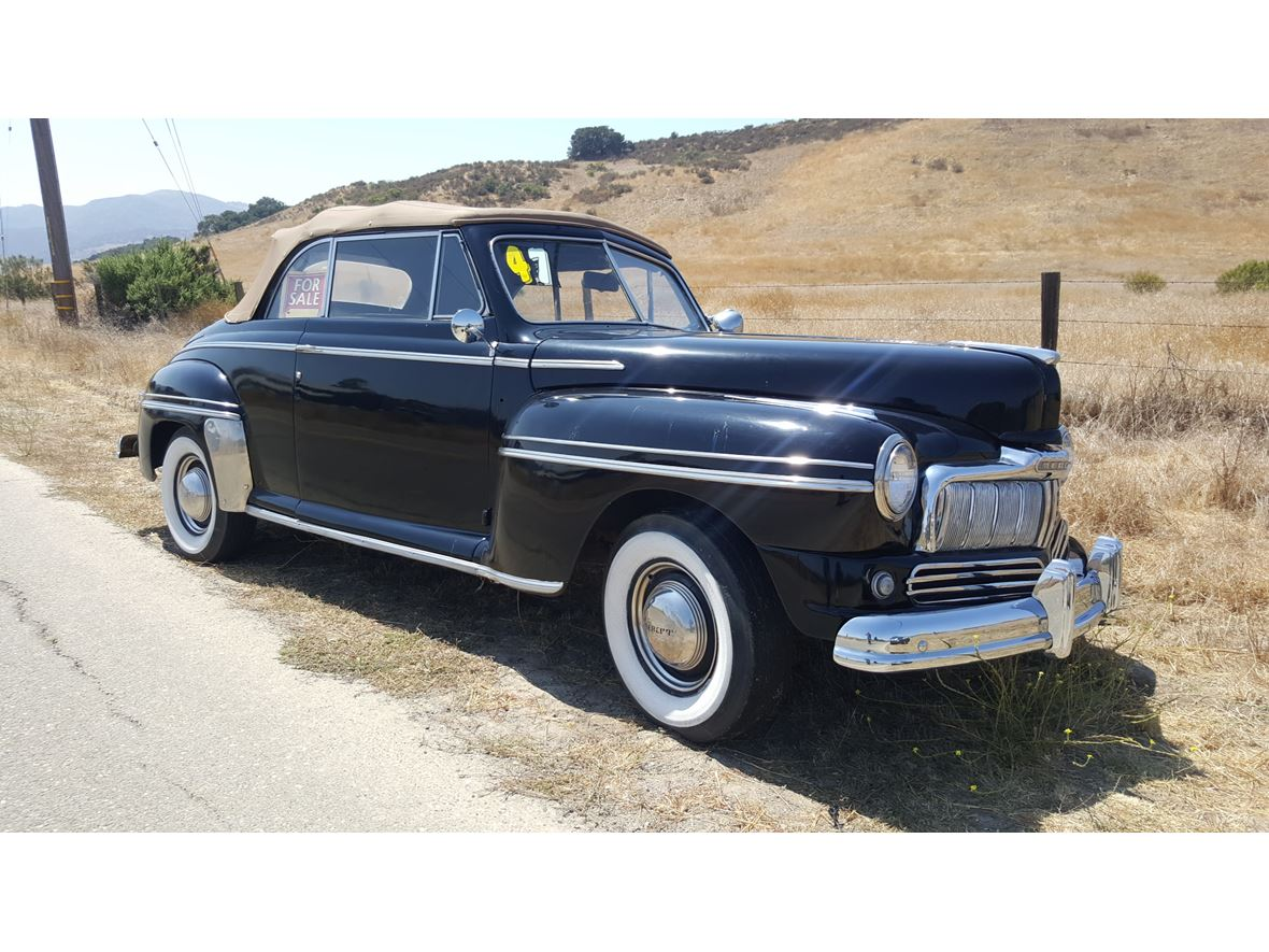1947 Mercury CONVERTIBLE SUPER 8 for sale by owner in Buellton