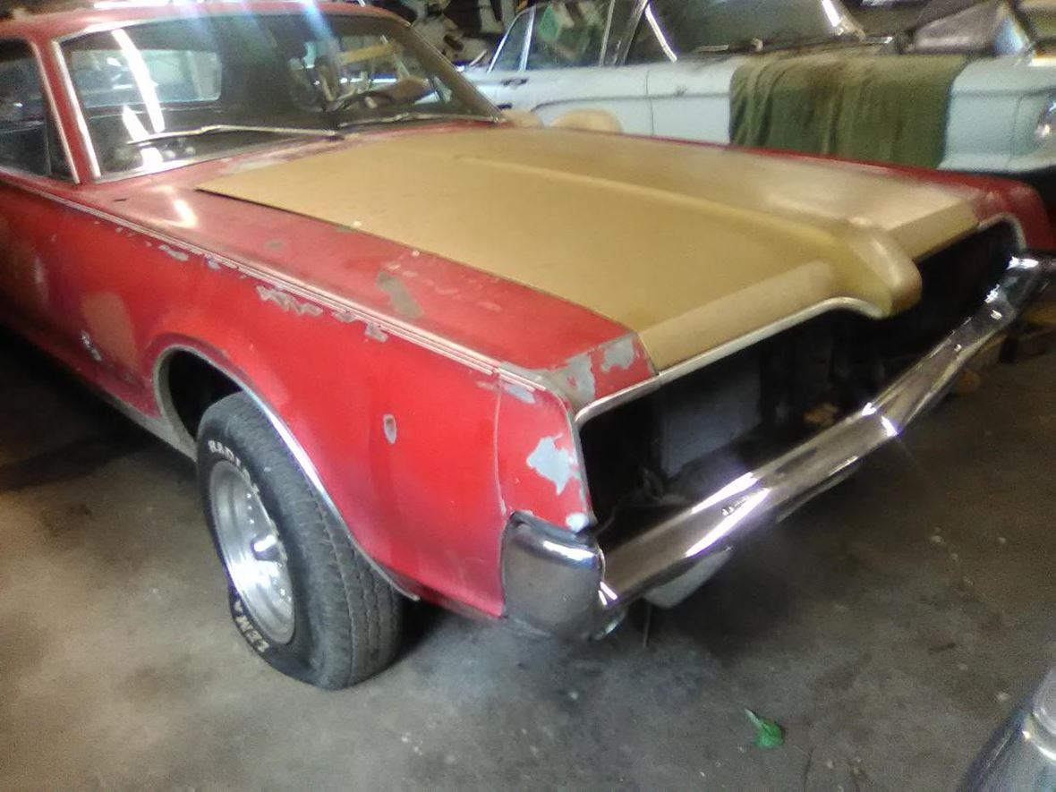 1967 Mercury Cougar XR-7 for sale by owner in Fremont