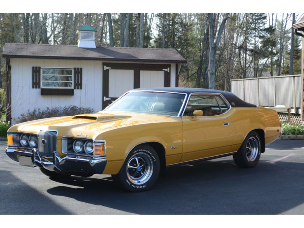 1971 Mercury Cougar for sale by owner in Newark