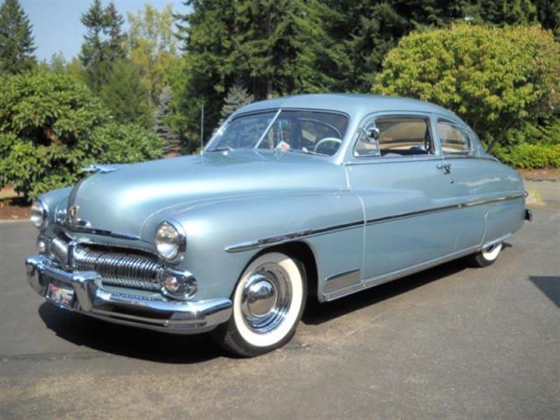 1950 Mercury Coupe Antique Car Tacoma Wa 98493