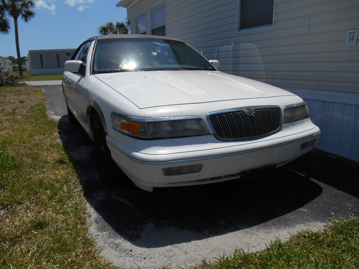 1997 Mercury Grand Marquis for sale by owner in Melbourne