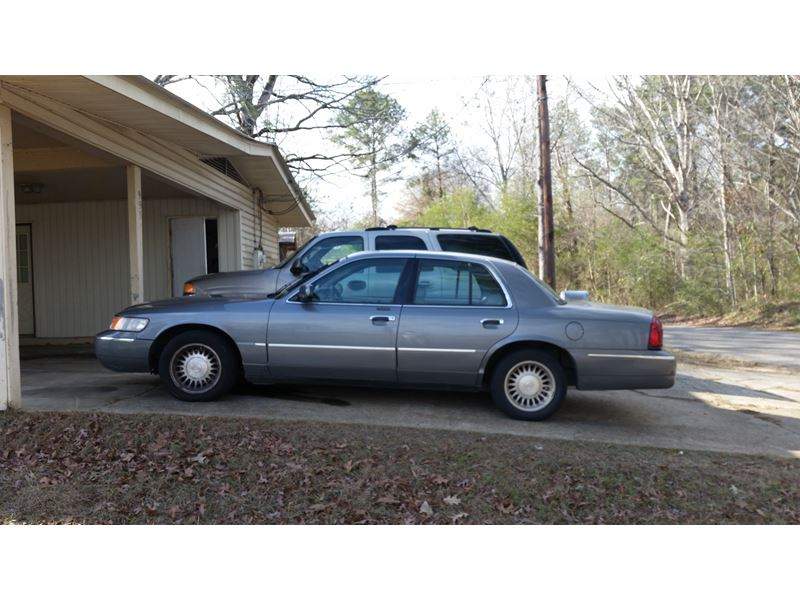 1999 mercury grand marquis private car sale in meridian ms 39307. Black Bedroom Furniture Sets. Home Design Ideas