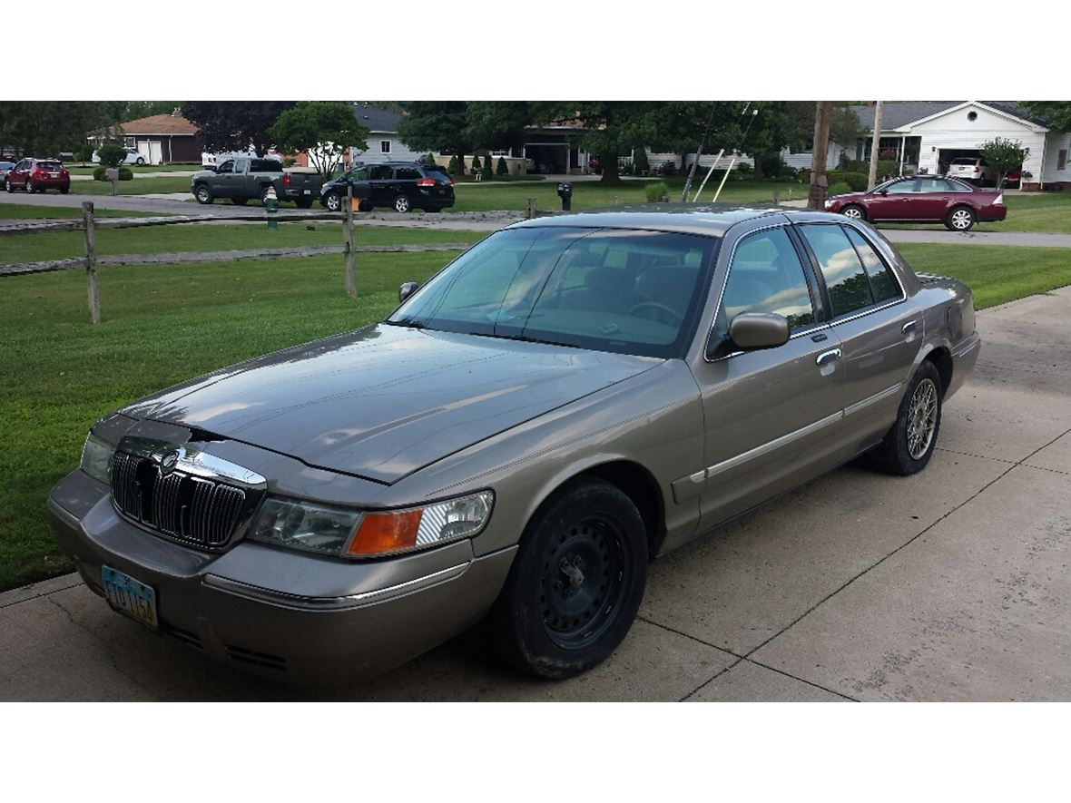 Grand Marquis For Sale >> 2001 Mercury Grand Marquis For Sale By Owner In Strongsville Oh 44149 1 500