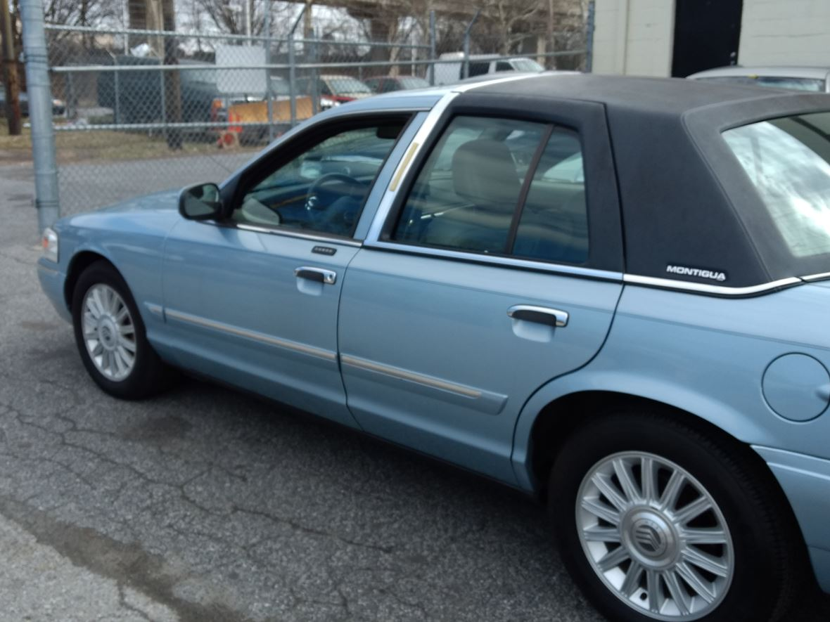 Grand Marquis For Sale >> 2008 Mercury Grand Marquis For Sale By Owner In Baltimore Md 21215 4 000