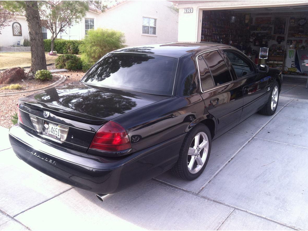 2003 Mercury Marauder For Sale By Owner In Las Vegas Nv 89128