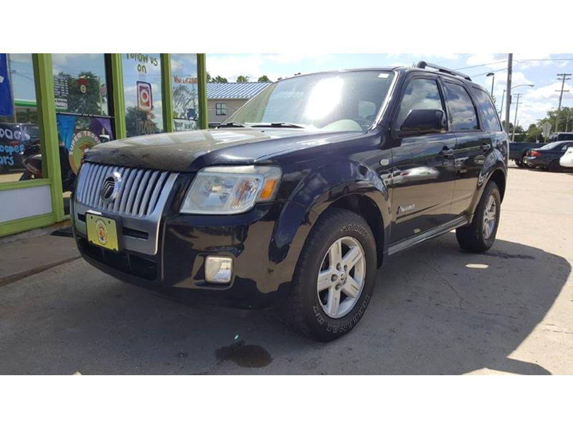 2008 Mercury Mariner Hybrid For By Owner In Madison