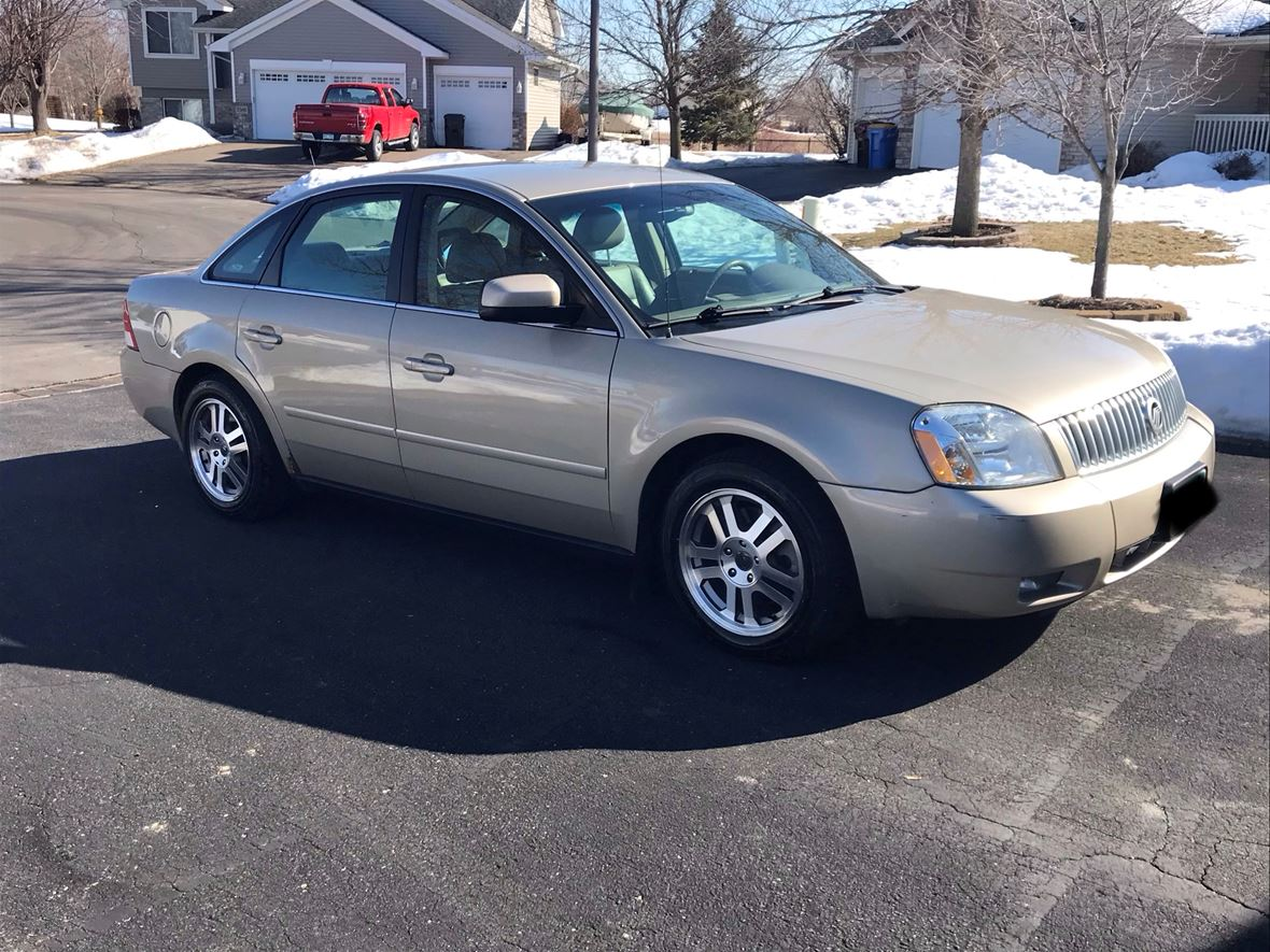 2005 Mercury Montego for sale by owner in Saint Michael