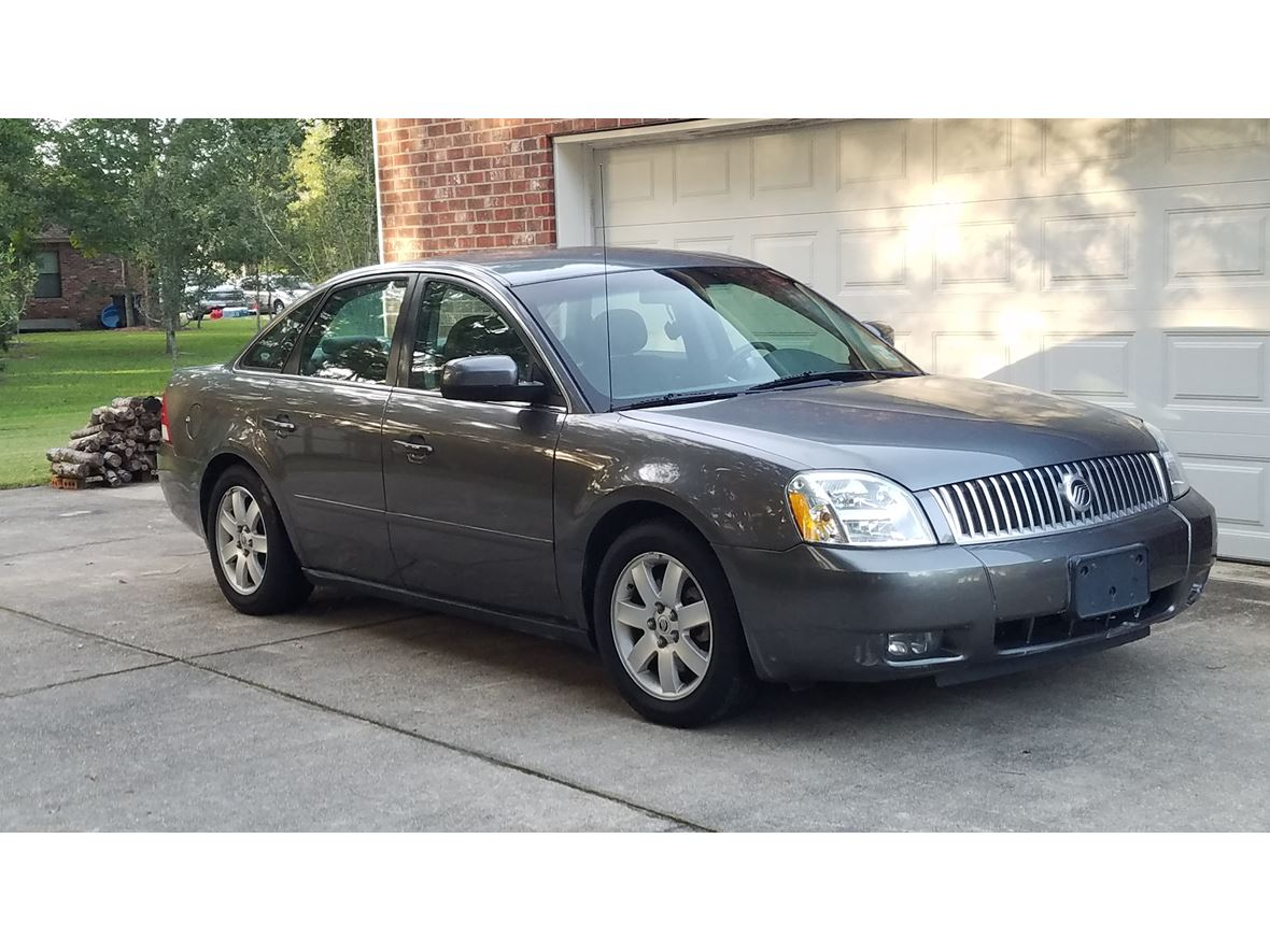 2006 Mercury Montego for sale by owner in Lacombe